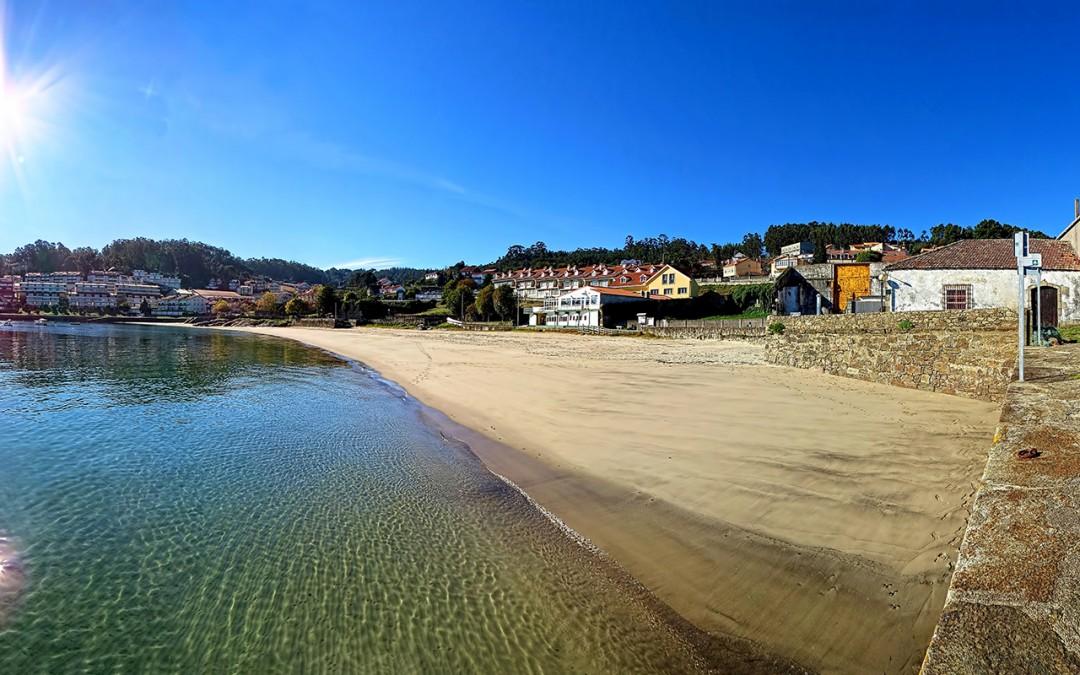 Playa de Quenxe