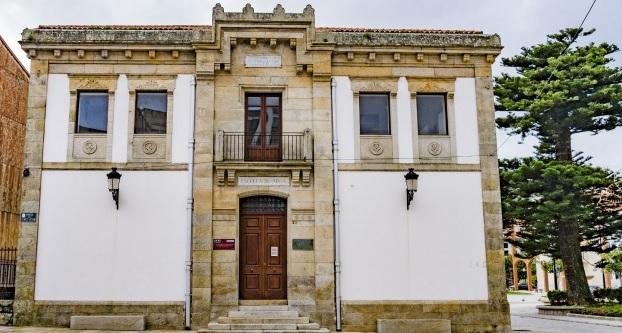 """Fernando Blanco Museum. """"Escola das nenas"""""""