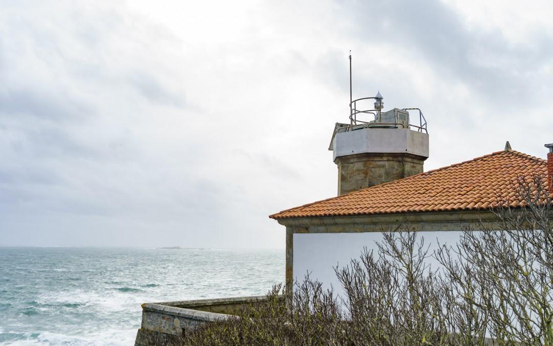 Faro de Corcubión