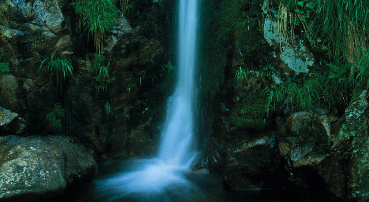 Cascada das Fontes