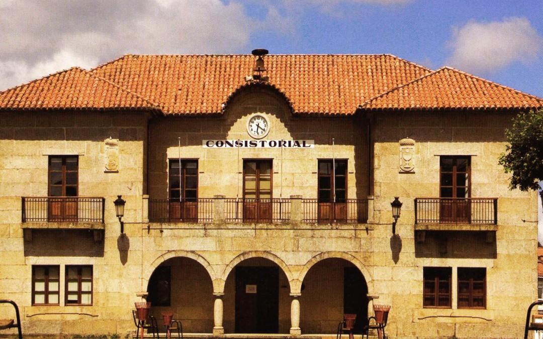 Casa consistorial de Zas