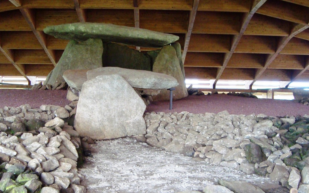 Archaeologic centre of Dolmen de Dombate