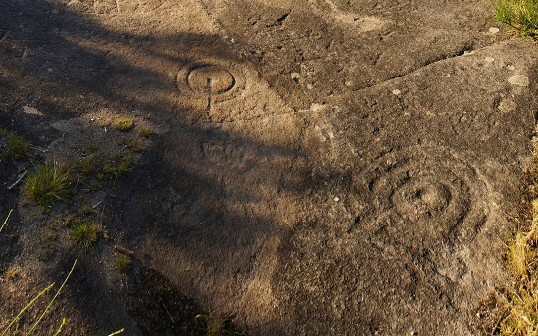 Petroglifo Laxa Escrita
