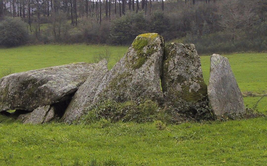 Dolmen de Parxubeira