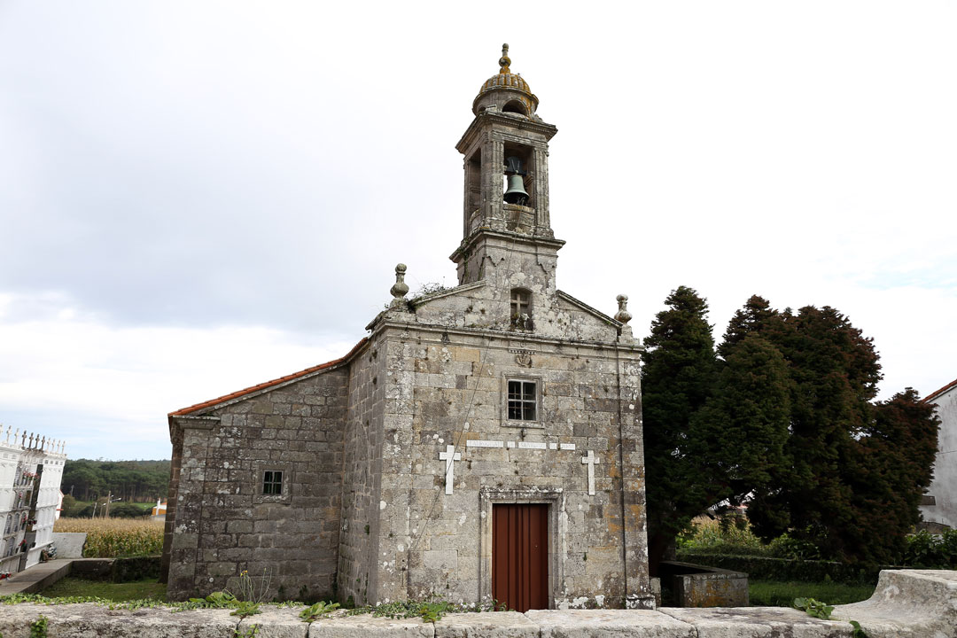 Santiago de Mens Church