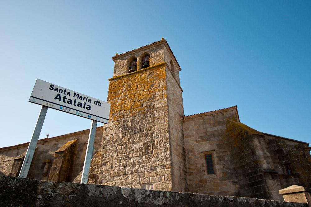 Igrexia de Santa María da Atalaia