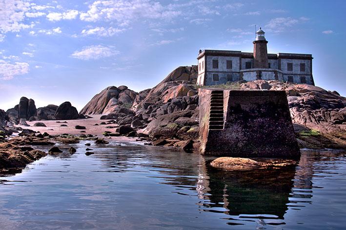 Lobera Islands Lighthouse