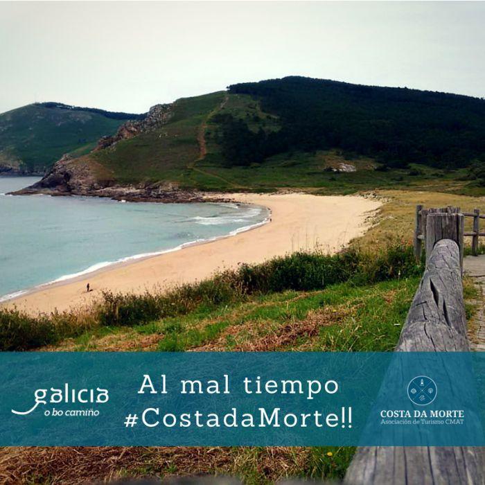 Al Mal Tiempo #CostadaMorte