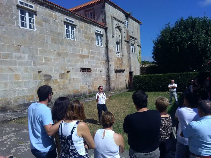 "September activities at ""Torres do Allo"""