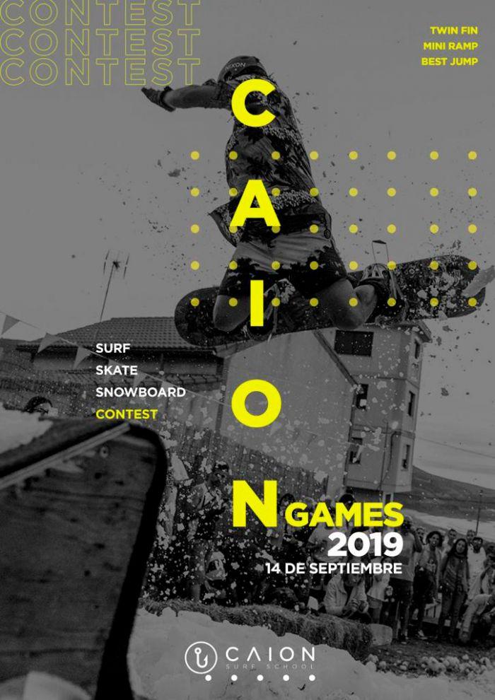 Caión Games 2019