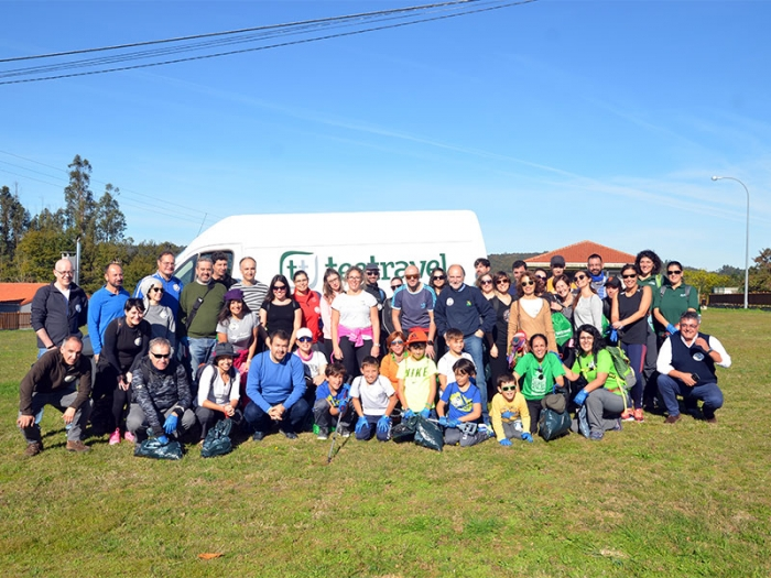 Camino Clean y #CostadaMorte cooperate for the sustainability