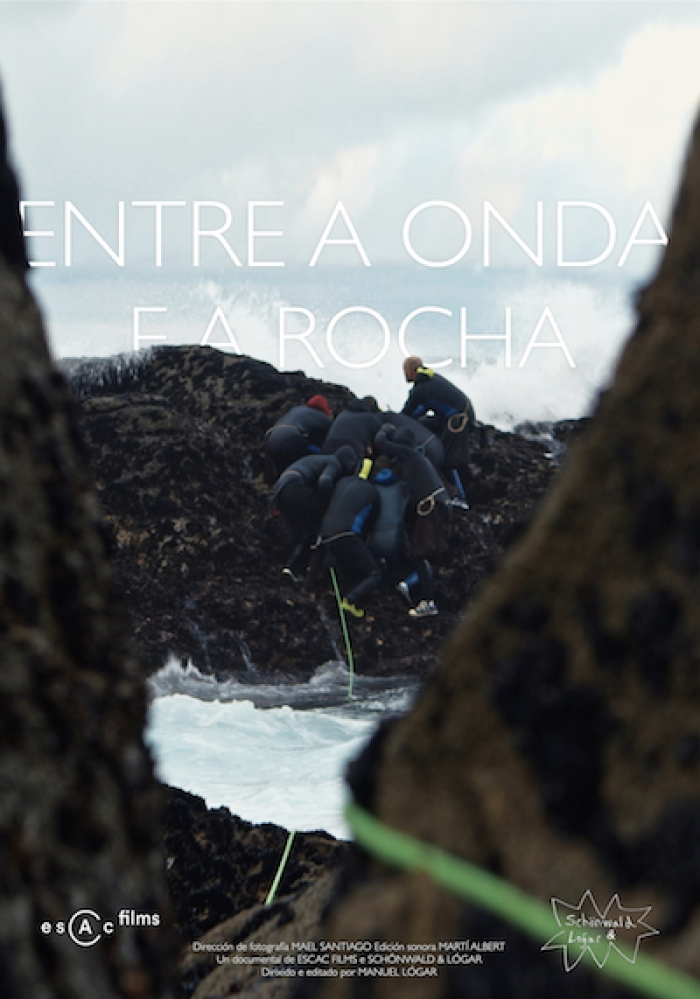 "Cineuropa and the Council of Muxía première a documentary about the ""Percebeiros do Prestige""."