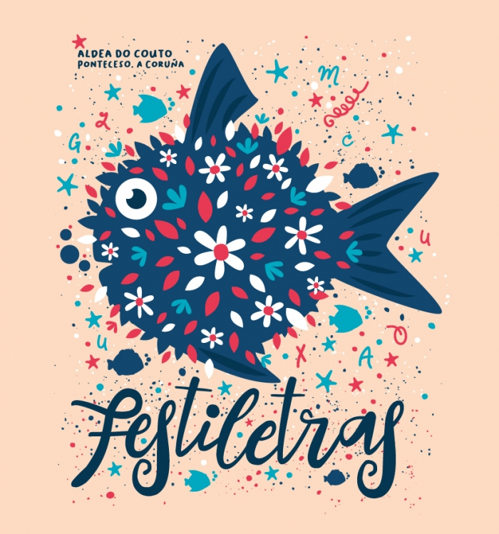 It begins Festiletras 2018