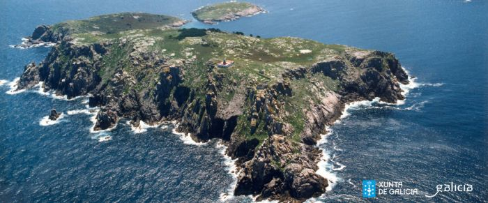 Conoce las Islas Sisargas