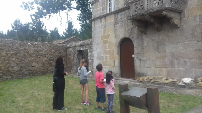 Activities continue at Torres do Allo