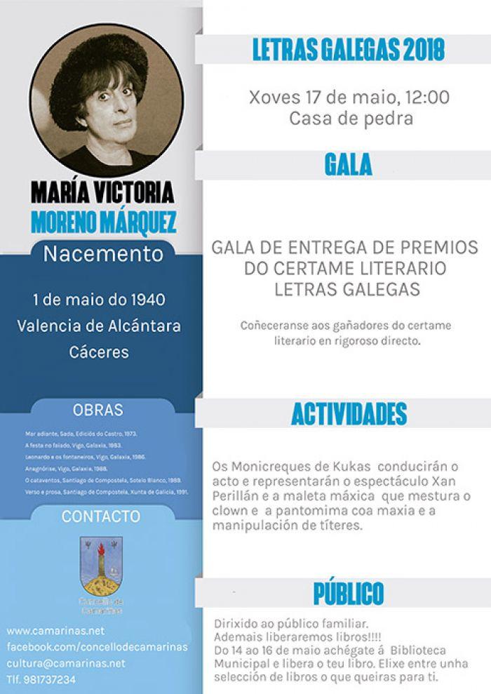 Día das Letras Galegas en Camariñas
