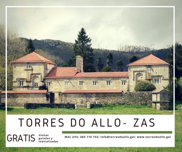 O 23 e o 30 de decembro, últimas oportunidades para visitar Torres do Allo no 2017