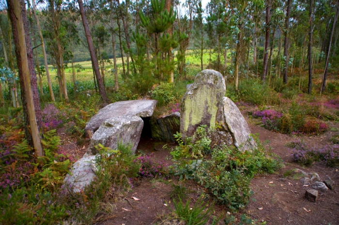 O Concello de Vimianzo adquire a propiedade do dolmen de Pedra Cuberta