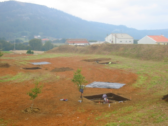 The City Council of  Vimianzo promotes a new archaeologic excavation in Castro das Barreiras