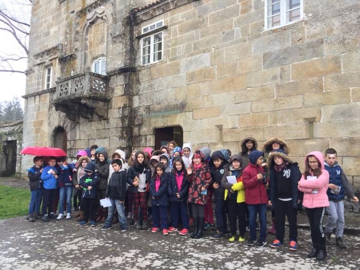 El Ayuntamiento de Zas pone en marcha en las Torres do Allo un programa didáctico dirigido a centros educativos