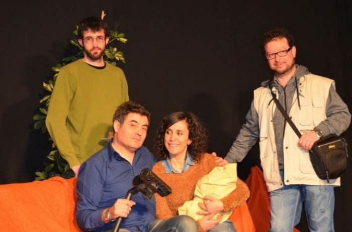 The city council offers three shows at Primavera Teatral of Paiosaco