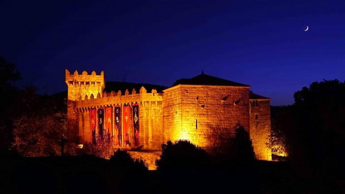 O Castelo de Vimianzo consolídase como un dos referentes turísticos da Costa da Morte