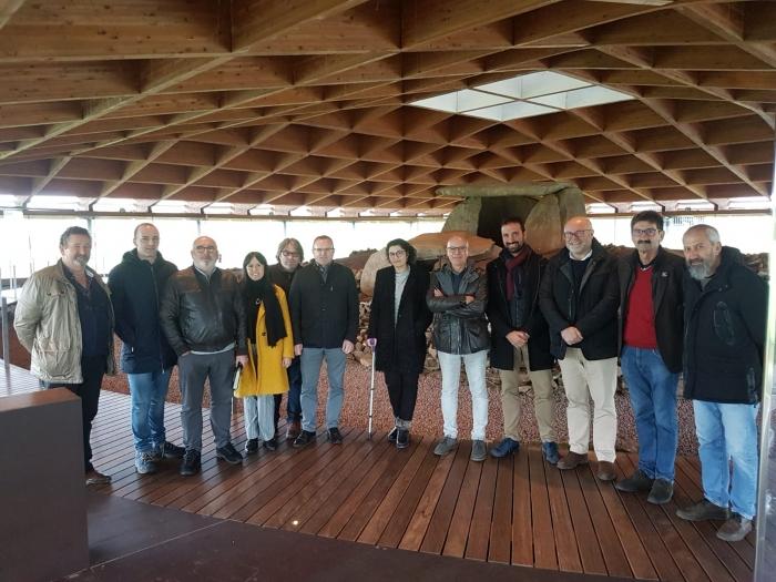 El municipio de Dumbría asume la presidencia del Parque Megalítico de la Costa da Morte.