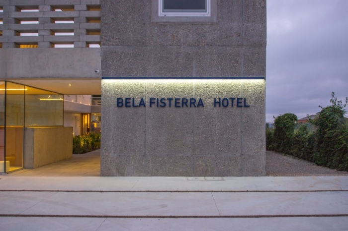 The branding project Bela Fisterra Hotel will represent Spain at BID 18