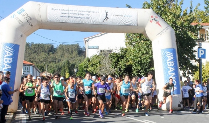 "The VII Provincial Circuit of popular races ""Deputation of A Coruña"" this year arrives to 11 municipalities of the Costa da Morte."