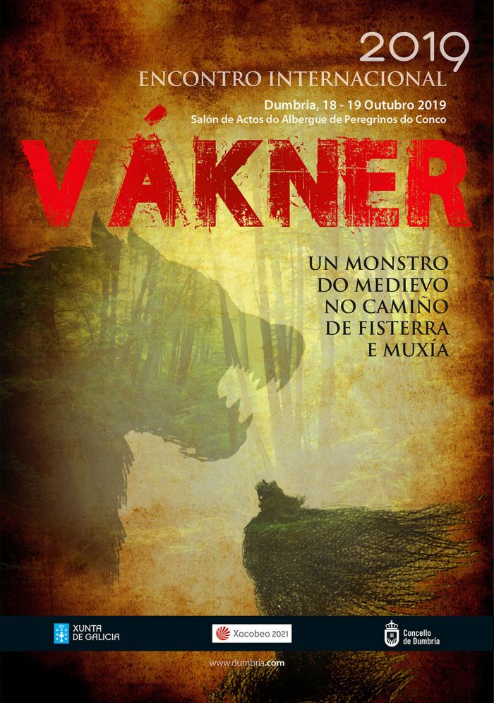 Vákner International Meeting: A monster in the Middle Ages on the Way of Fisterra and Muxía