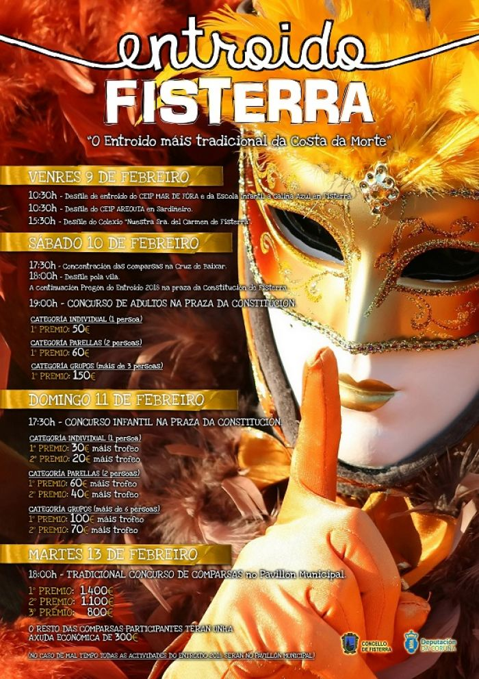 Entroido Fisterra 2017