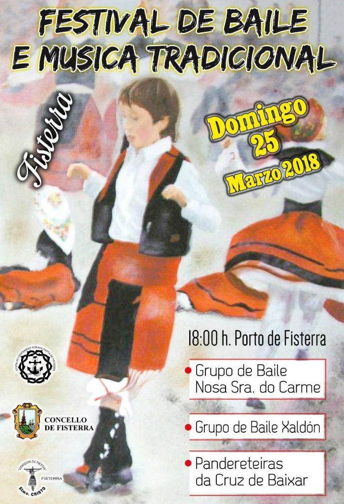 Festival de Baile y Música Tradicional de Fisterra