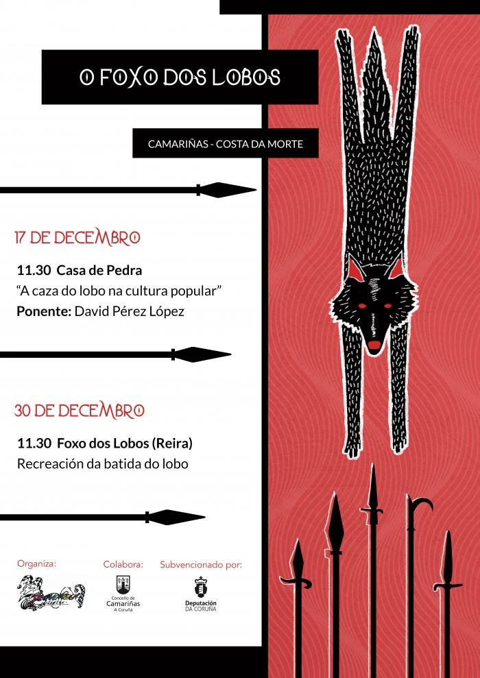 Foxo dos Lobos en Camariñas, o 17 e 30 de decembro.