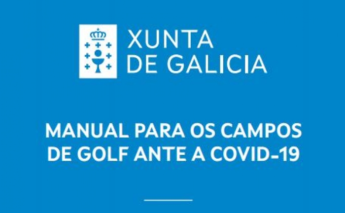 Xunta de Galicia: Manual para campos de golf