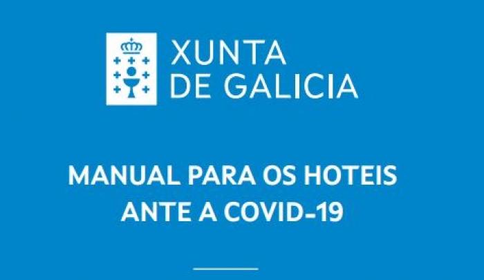 Xunta de Galicia: Manual para os hoteis