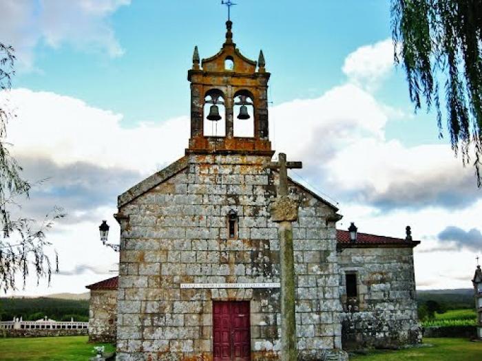 Igrexa de Santa Eulalia de Tines