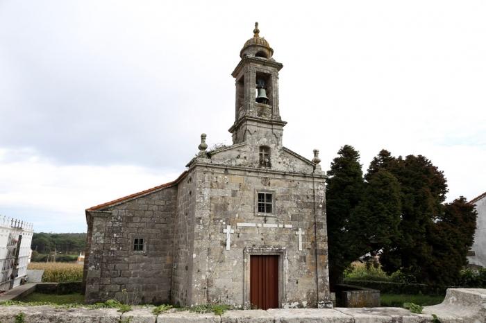 Igrexa Santiago de Mens