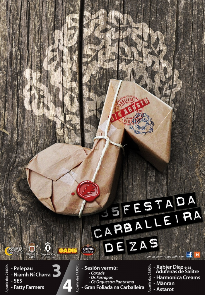 To 35º edition of Carballeira de Zas more folk than ever