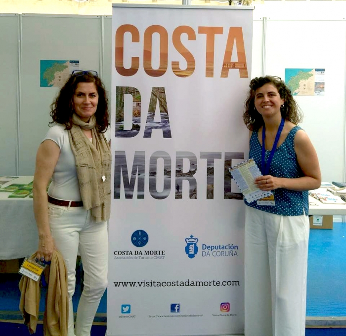 CMAT will be present at the II Nautical Fair of Camariñas with four stands and  a round table about sustainable tourism.