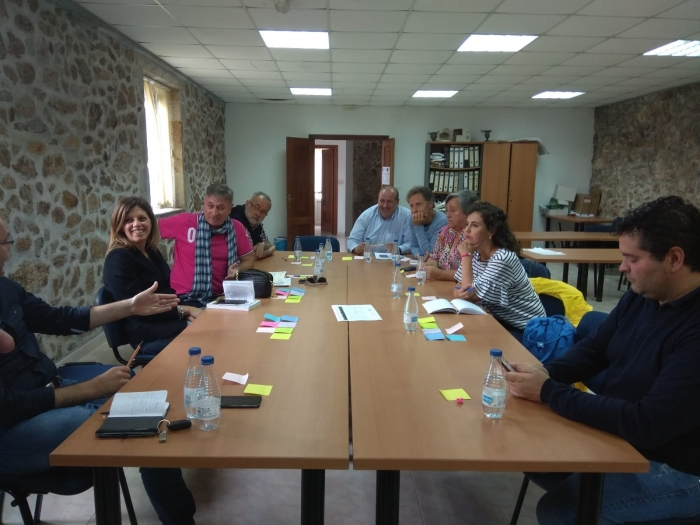 CMAT participates in a workgroup to define the Enogastronómic Tourism Plan of Galicia.