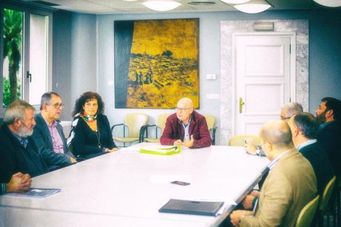 A Deputación da Coruña acolle o primeiro encontro de concellos arredor do Anllóns