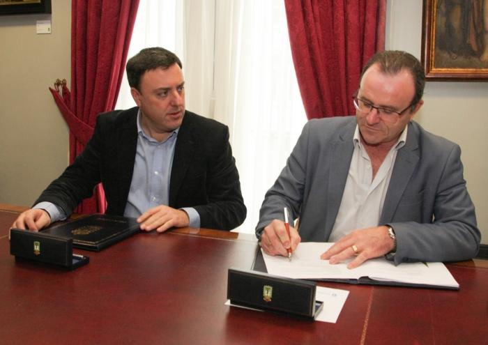 La Diputación financia con 69.200 euros la actividad del ecomuseo do Forno do Forte