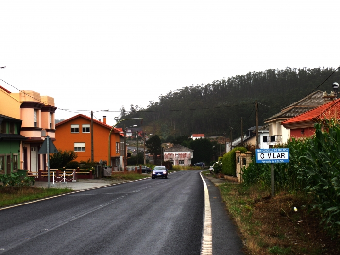 Deputation improves the provincial roads of Malpica and Ponteceso