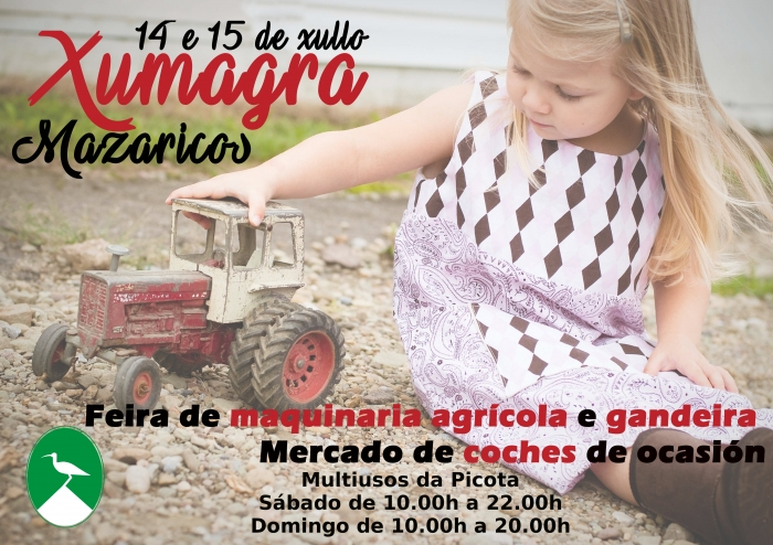 A big farm machinery comes back to Mazaricos