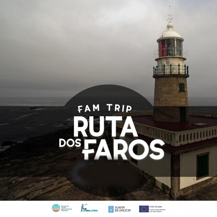 Los Galp Costa da Morte, Costa Sostible y Ría de Arousa celebran tres jornadas de familiarización para la Ruta de los Faros.