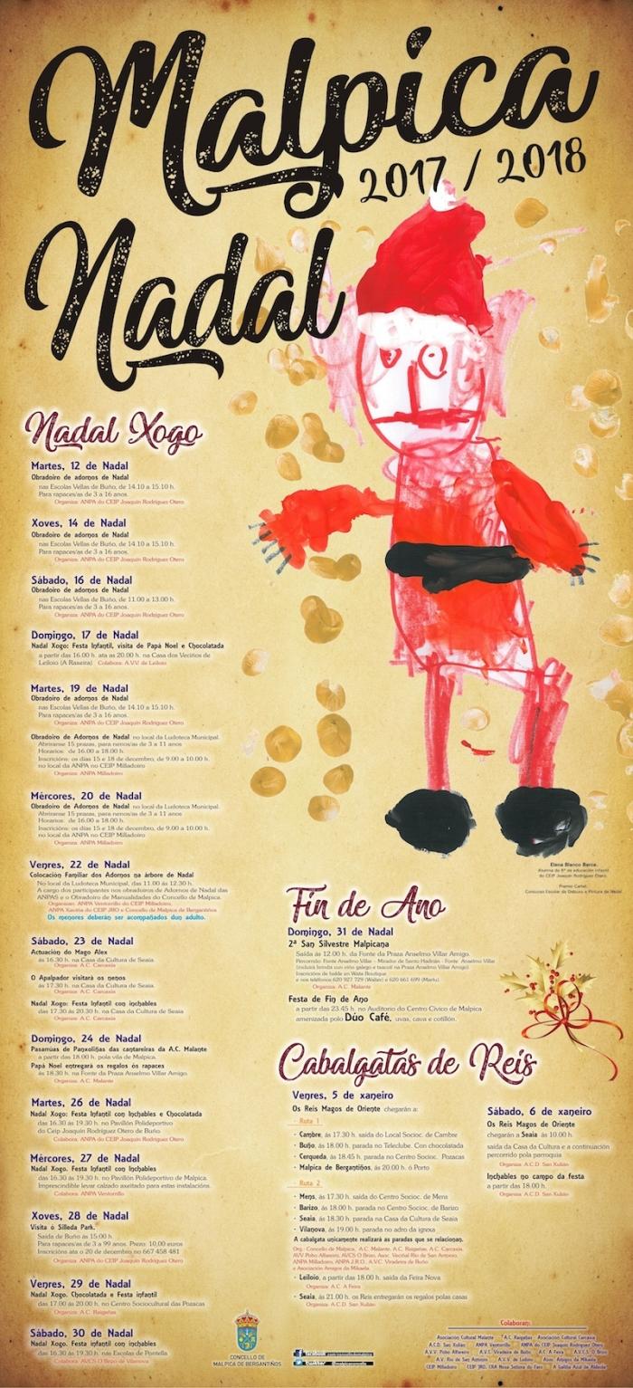 Malpica prolonga su Navidad hasta el 6 de enero.