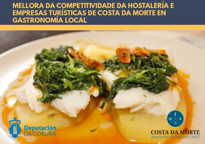 Training module for improving the competitiveness of the Costa da Morte hospitality and tourism companies.