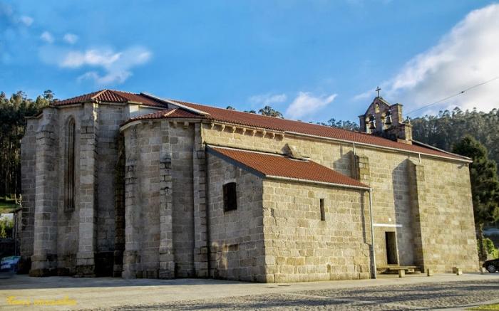 Mosteiro de San Pedro de Soandres