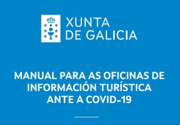 Xunta de Galicia: Manual para as oficinas de información turística
