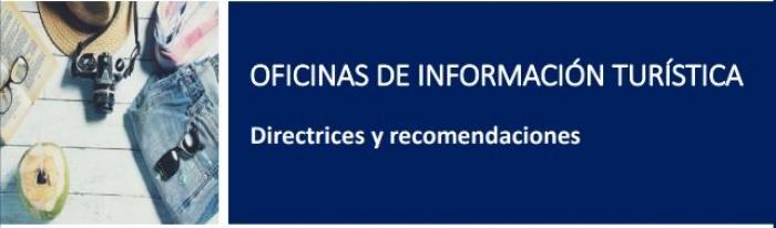 Manuales higiénicos sanitarios: Oficinas de Información Turística